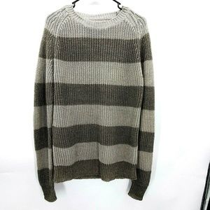 All saints nautic crew sweater meduim 100% linen